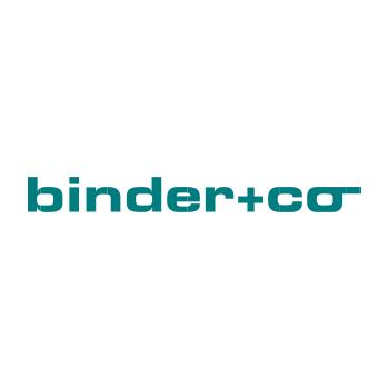 Logo Binder+Co AG
