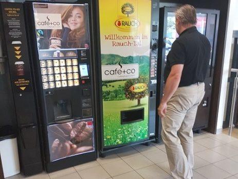 Getränkeautomaten (c) Andreas Schaffernak