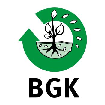 Logo Bundesgütegemeinschaft Kompost e.V.